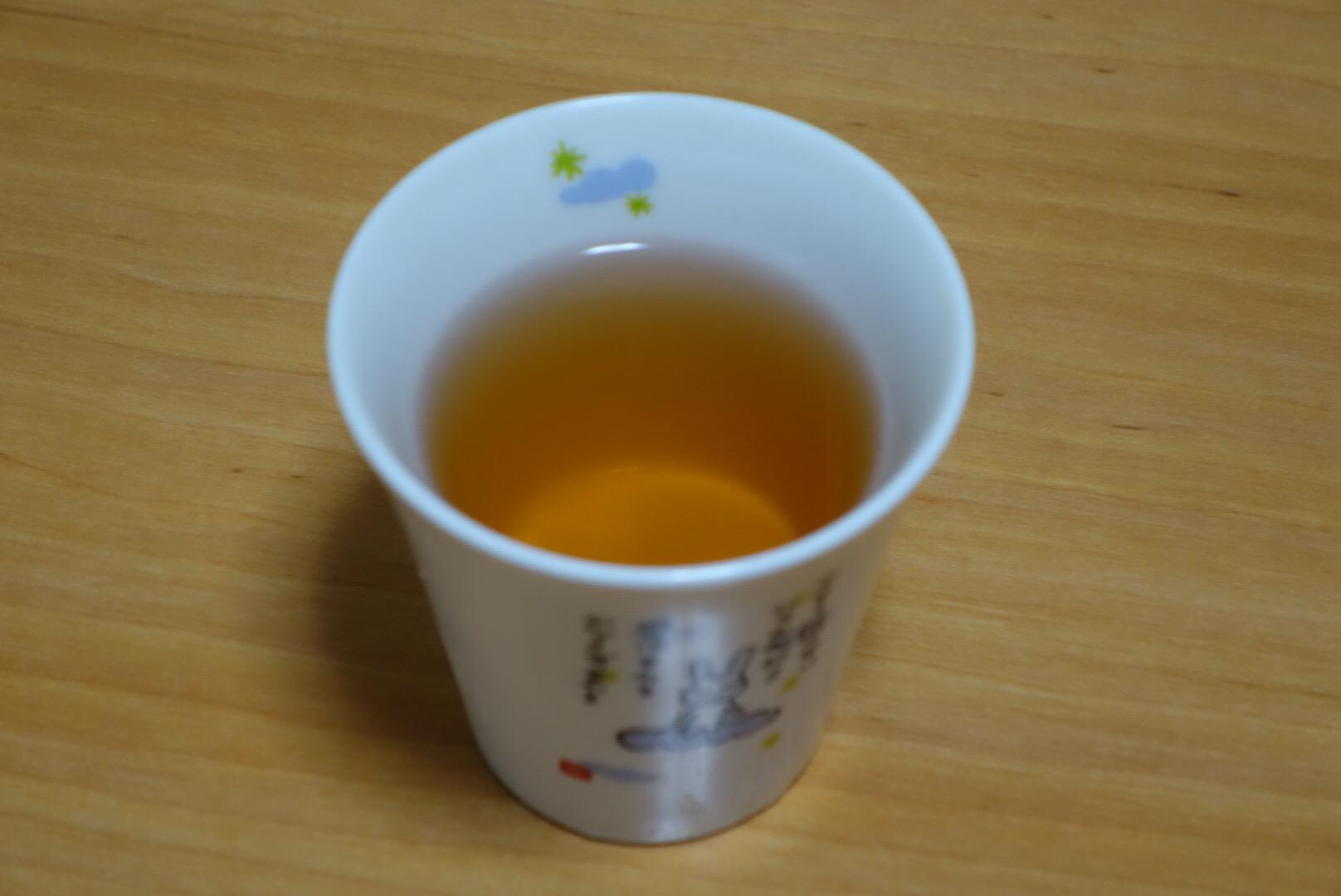 おいしいジャスミン茶